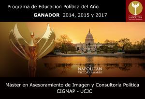 master consultoria politica ganador napolitan victory awards 2017